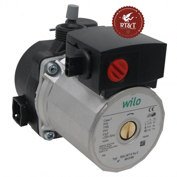 Pompa circolatore Wilo RSL15/7-3 Ku C per caldaia