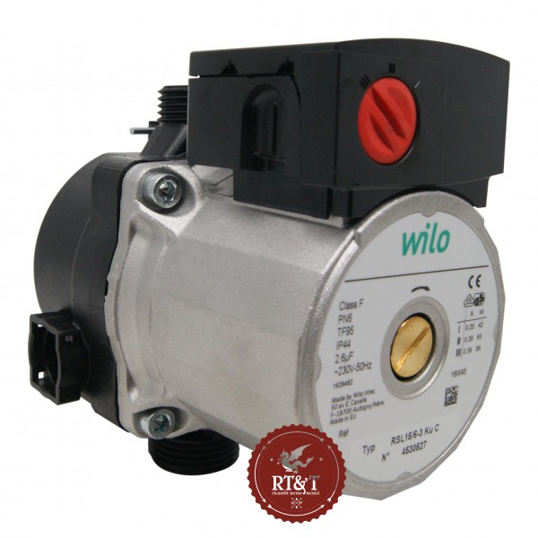 Pompa circolatore Wilo RSL15/6-3 Ku C