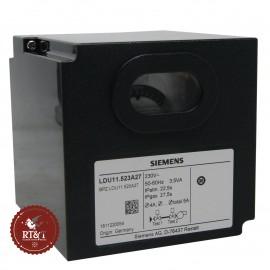 Quadro dispositivo apparecchiatura LANDIS & GYR SIEMENS LDU11.523A27 per verifica della tenuta delle valvole d'arresto