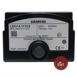 Quadro comando bruciatore Siemens LMO14.111C2