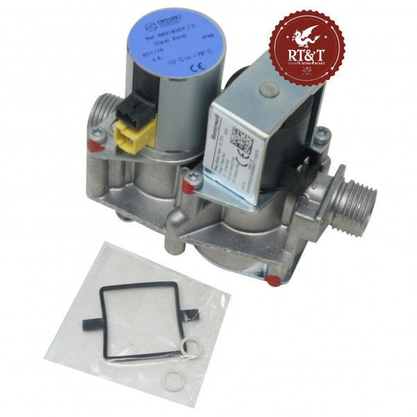 Valvola Gas Honeywell VK8515M4520 per Vaillant VSC D, VSC, VSC S, VM, VMI, VMW 0020135144