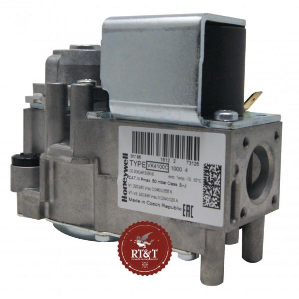 Valvola Gas Honeywell VK4100C1000 per Beretta Idrabagno Turbo ESI 10, Idrabagno Turbo ESI 13 RS446