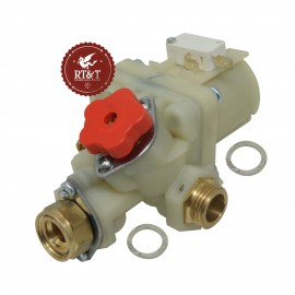 Interruttore idraulico per Junkers Cerastar, Ceranorm, Ceranox, Cerapur, Cerasmart, Eurostar 87170021100