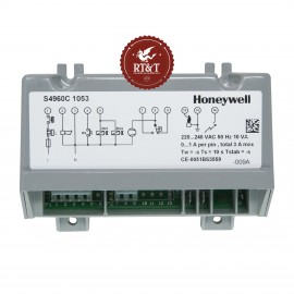 Scheda accensione Honeywell S4960C1053