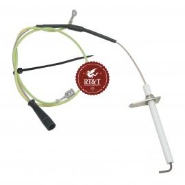 Elettrodo candela accensione e rilevazione per Sylber Arya 20 IEFF, Arya 24 IEFF R1838