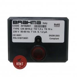 Scheda accensione apparecchiatura BRAHMA CM391N.2 30182801