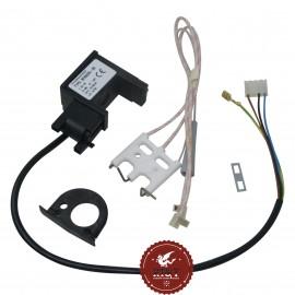 Accenditore NAC BF88526 con elettrodi Ariston per AS, BS, BS II, Clas, Clas B, Egis, Egis Plus, Genus, Matis 65104653