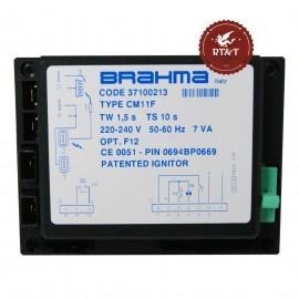 Scheda apparecchiatura accensione BRAHMA CM11F 37100213