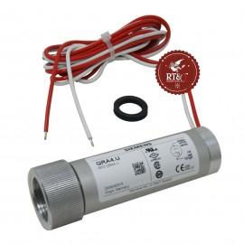 Fotocellula sensore rilevatore di fiamma Siemens QRA4.U