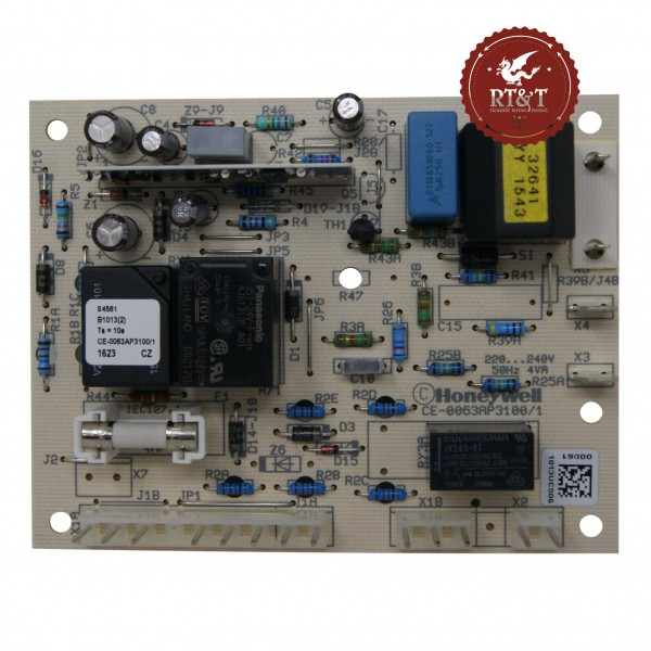 Scheda accensione Honeywell S4561B1013 per caldaia Vaillant 2415419
