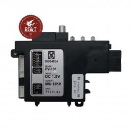 Scheda accensione LED PV-101 scaldabagno Vaillant MAG 14-0/0 XI, MAG mini 11-0/0 XI 115257
