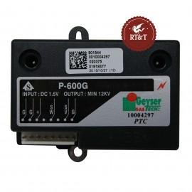 Scheda accensione P-600G 10004297 scaldabagno Vaillant MAG premium 100569