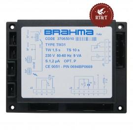 Scheda Brahma TM31 37065010 per Euroterm 0201150