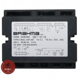Scheda Brahma CM32 CSP-AR per Gruppo Imar CSP System 30383495, ex 30383485