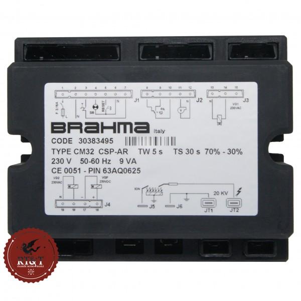 Scheda Brahma CM32 CSP-AR per Sime 30383495, ex 30383485