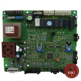 Scheda Bertelli MLC06.01 caldaia Gruppo Imar CSP System basamento PLB, CSP System basamento PLB2 131WRJ0A