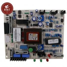 Scheda Bertelli MLC01.10 caldaia Gruppo Imar CSP System 131WRIPA