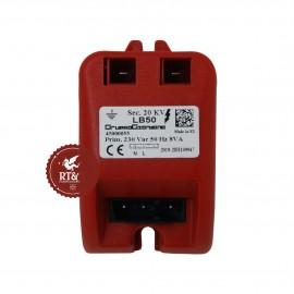 Trasformatore accensione LB50 caldaia Riello 4366419