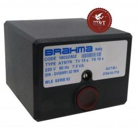 Scheda apparecchiatura accensione Brahma AT5/TR 18022502