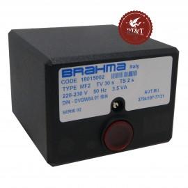 Scheda apparecchiatura accensione Brahma MF2 18015002