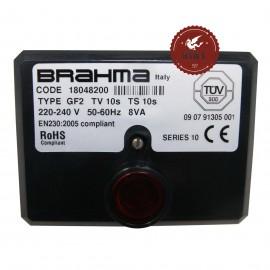 Scheda apparecchiatura accensione Brahma GF2 18048200