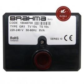 Scheda apparecchiatura accensione Brahma GR1 18048700