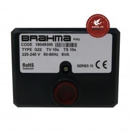 Centralina quadro apparecchiatura accensione BRAHMA G22 18049300, ex 18048002