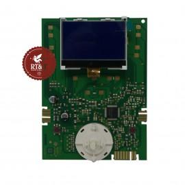 Scheda display caldaia Ariston Clas B Evo, Clas B Premium Evo, Clas Evo, Clas Evo System, Clas Premium Evo 65111883-02