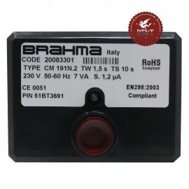 Scheda apparecchiatura accensione Brahma CM191N.2 20083301