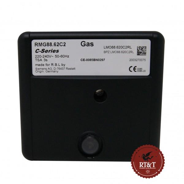Apparecchiatura Riello RMG88.62C2 per bruciatori 3013073