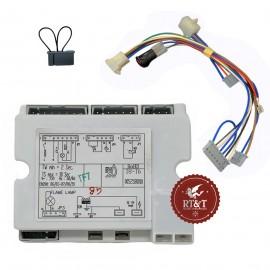 Kit sostituzione scheda caldaia Cosmogas 0052580010 per BM, BME, BS, BMS, BTE, BTS, CS, CLF, CTS, LODE, TE, TS 62630115