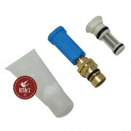 Rubinetto di carico per Baxi Fourtech, Duo-Tec Compact, Luna Duo Tec IN, Eco Compact, Eco5 Compact + 768777500, ex 766947000