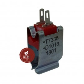 Sonda Sensore Temperatura NTC T7335D1016 caldaia Ferroli 39810220, ex 36200540