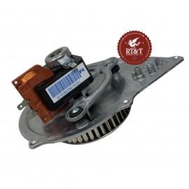 Ventilatore centrifugostufa a gas Fondital Gazelle Techno Classic 5000, Windor Plus Classic 5000 6YVENCEN01
