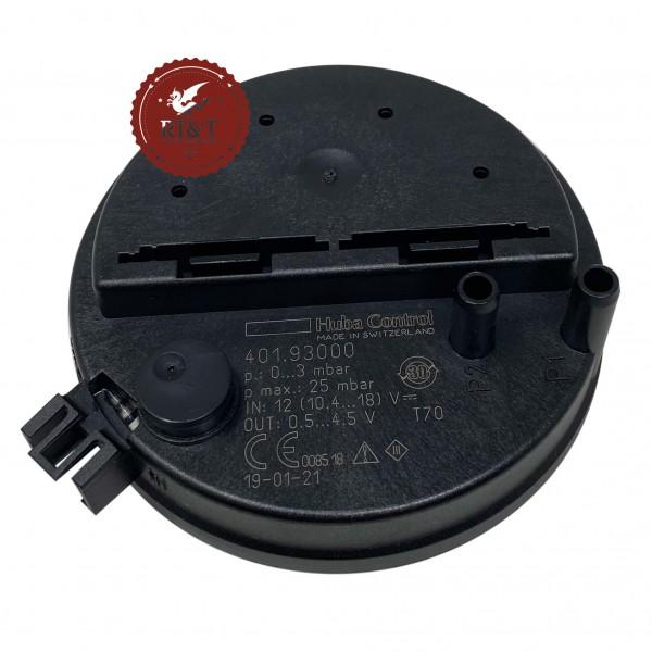 Trasduttore Pressostato aria Huba 401 caldaia Beretta Meteo Mix, Exclusive, Super Exclusive R2677