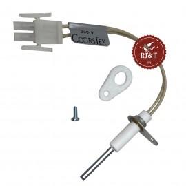 Accenditore Elettrodo accensione 230 V caldaia EMMETI Nina 07400706