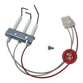 Elettrodo Candela accensione scaldabagno Vaillant MAG, MAG mini 509697, ex 115251, ex 115253