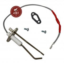 Elettrodo Candela accensione caldaia Ariston Aco B, Clas Premium, Genus Premium Evo HP 61317432