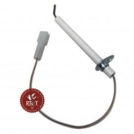 Elettrodo Candela rilevazione ionizzazione caldaia Savio Biasi BI1123102