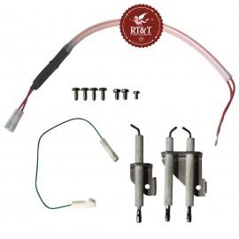 Elettrodi caldaia Junkers per Ceraclass Comfort, Ceraclass Smart, Ceraclass Smart Balcony, Eurosmart 87199051490