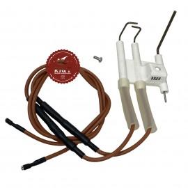 Triplo elettrodo accensione caldaia Vaillant turboTEC VMW 275/3-7, turboTEC VMW 275/3-7 R1 090737