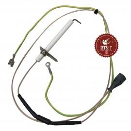 Elettrodo accensione e rilevazione caldaia Sylber Style, Style Uno R2255, ex R2587