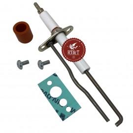 Elettrodo Candela accensione e rilevazione caldaia Sylber R10027864, ex R2192
