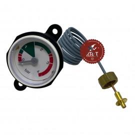 Manometro Idrometro caldaia Baxi JJJ009951830, ex JJJ009951020
