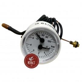 Termoidrometro Manotermometro caldaia Savio Biasi BI1475108