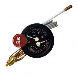 Termomanometro Termoidrometro caldaia Vaillant VM, VMW 101558
