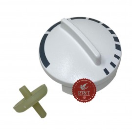Kit Manopola selezione temperatura caldaia Beretta Allegra, Fabula, Super Exclusive R01005072