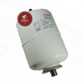 """Vaso espansione cilindrico 2 litri attacco 1/2"""" per caldaia"""