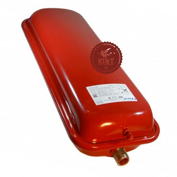 """Vaso espansione rettangolare 8 litri attacco 3/4"""" per caldaia"""