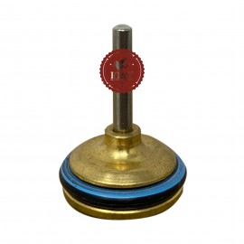 Assieme piattello riscaldamento per valvola tre vie 5653590 caldaia Baxi